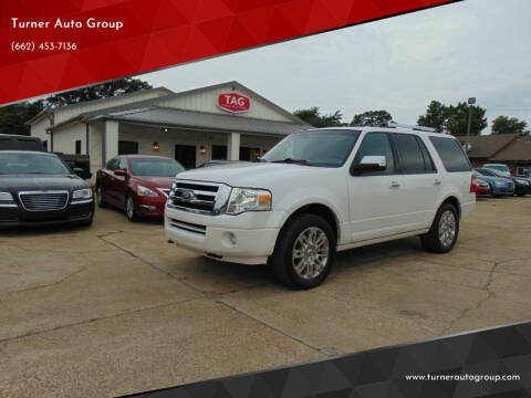 2011 Ford Expedition for sale at Turner Auto Group in Greenwood MS
