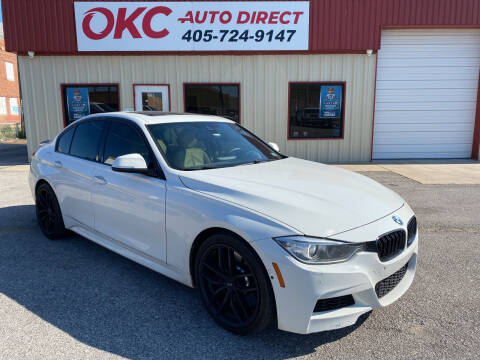 2014 BMW 3 Series for sale at OKC Auto Direct, LLC in Oklahoma City OK