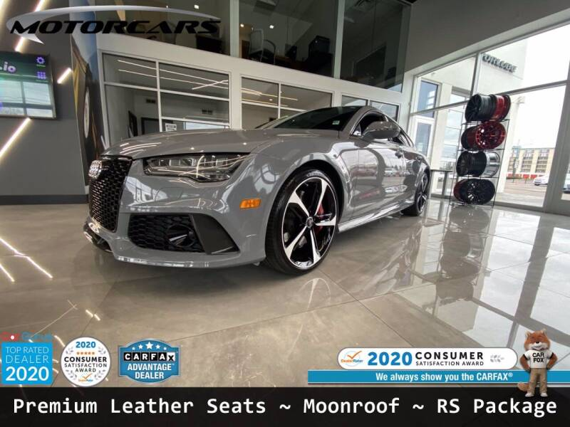 2017 Audi RS 7 for sale in Kalamazoo, MI