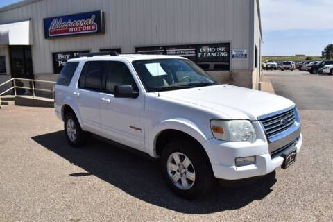 2008 Ford Explorer for sale at Chaparral Motors in Lubbock TX