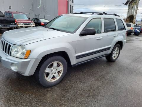 2006 Jeep Grand Cherokee for sale at JG Motors in Worcester MA