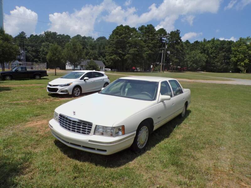 1997 Cadillac DeVille for sale at Sellurcar Inc. in Concord NC