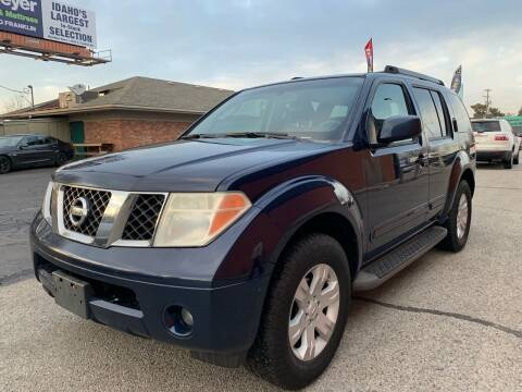 2006 Nissan Pathfinder for sale at Boise Motorz in Boise ID
