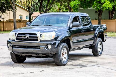 2005 Toyota Tacoma for sale at Easy Deal Auto Brokers in Hollywood FL