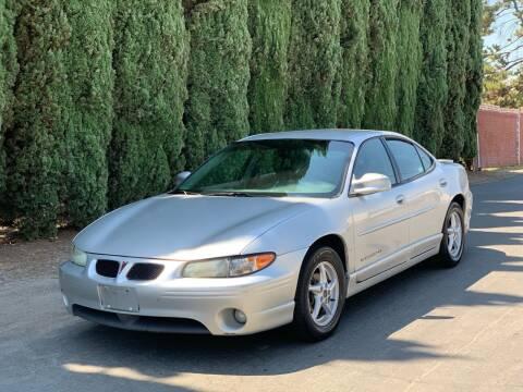 2003 Pontiac Grand Prix for sale at River City Auto Sales Inc in West Sacramento CA