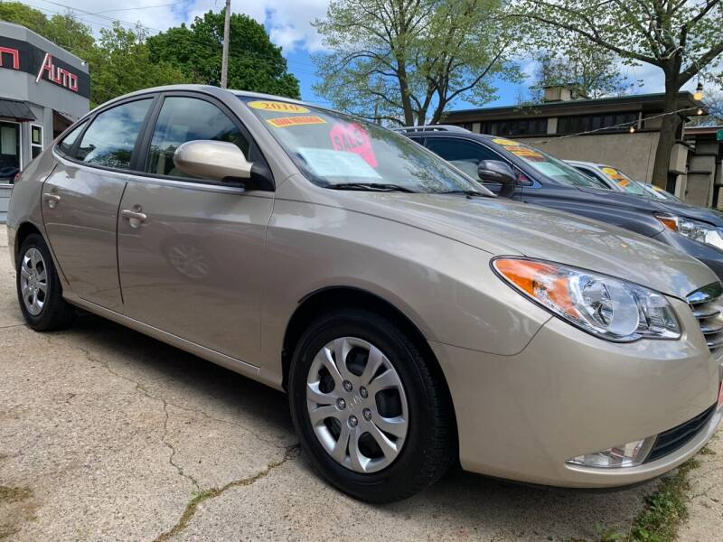 2010 Hyundai Elantra for sale at AMERICAN AUTO in Milwaukee WI
