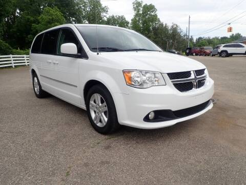 2015 Dodge Grand Caravan for sale at Marvel Automotive Inc. in Big Rapids MI