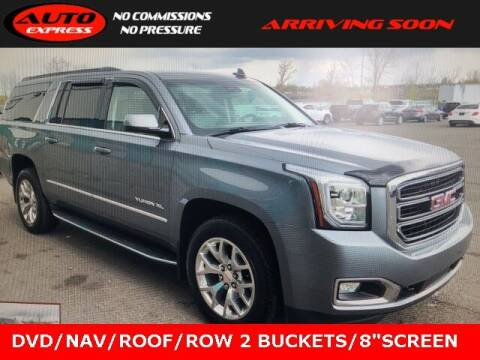 2020 GMC Yukon XL for sale at Auto Express in Lafayette IN