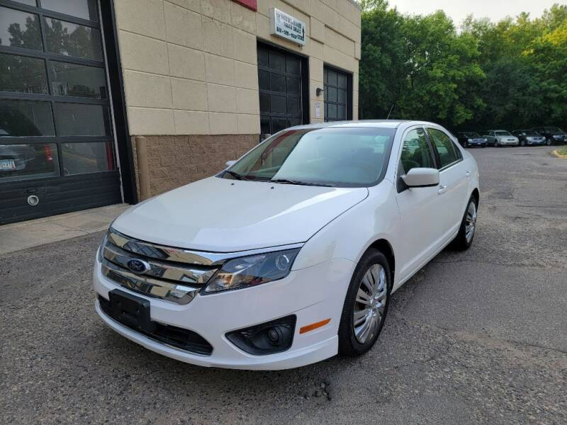 2010 Ford Fusion for sale at Fleet Automotive LLC in Maplewood MN