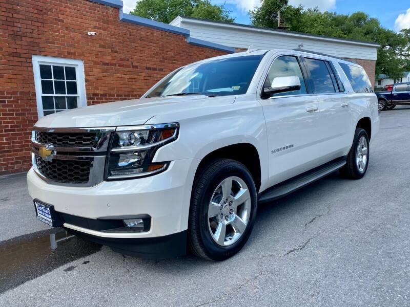 2015 Chevrolet Suburban for sale at SETTLE'S CARS & TRUCKS in Flint Hill VA