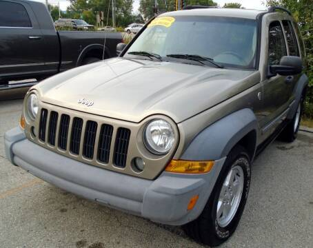 2005 Jeep Liberty for sale at Waukeshas Best Used Cars in Waukesha WI