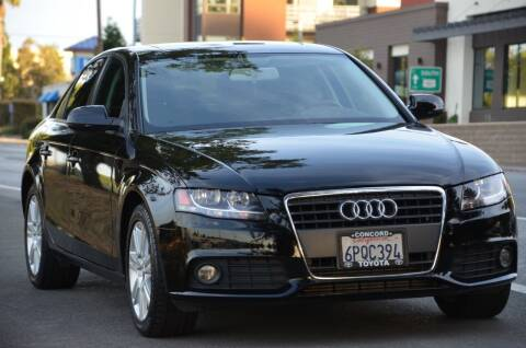 2011 Audi A4 for sale at Brand Motors llc in Belmont CA