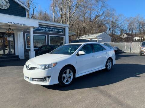2012 Toyota Camry for sale at Ocean State Auto Sales in Johnston RI