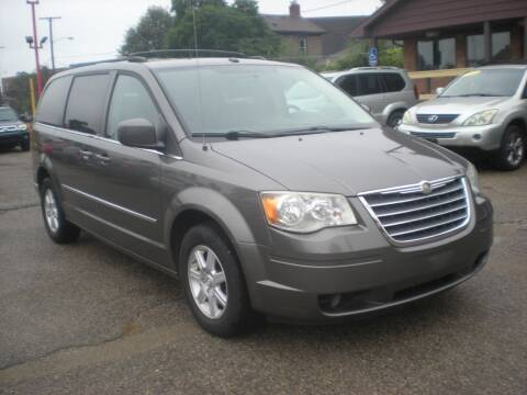 2010 Chrysler Town and Country for sale at Automotive Center in Detroit MI