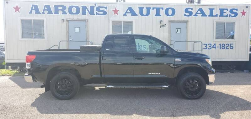 2011 Toyota Tundra for sale at Aaron's Auto Sales in Corpus Christi TX
