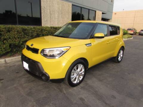 2015 Kia Soul for sale at Pennington's Auto Sales Inc. in Orange CA