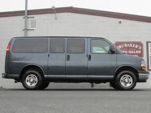 2020 Chevrolet Express Passenger for sale at Brubakers Auto Sales in Myerstown PA