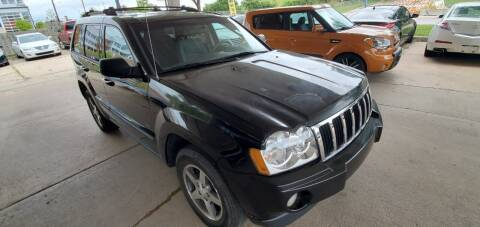 2007 Jeep Grand Cherokee for sale at Divine Auto Sales LLC in Omaha NE