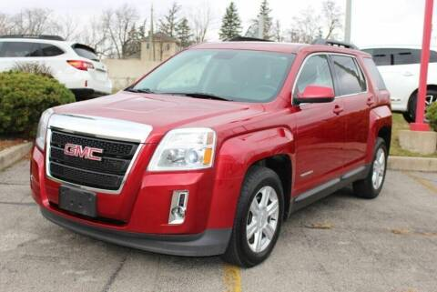 2015 GMC Terrain for sale at Peninsula Motor Vehicle Group in Oakville Ontario NY