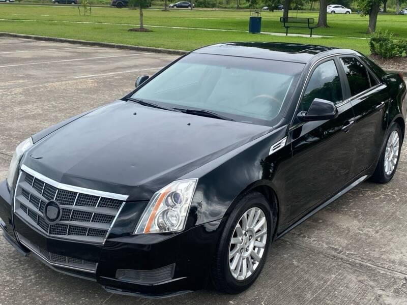 2010 Cadillac CTS for sale at Hadi Motors in Houston TX
