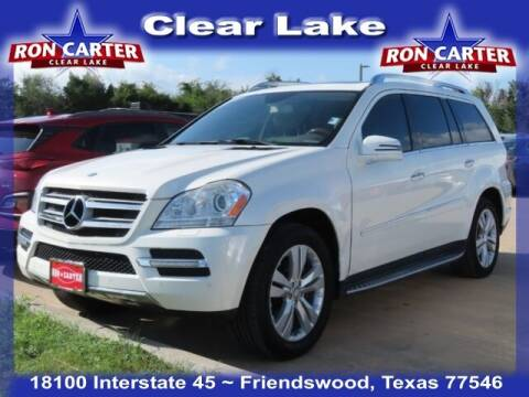 2012 Mercedes-Benz GL-Class for sale at Ron Carter  Clear Lake Used Cars in Houston TX