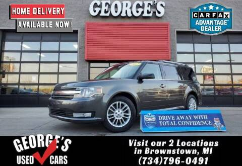 2017 Ford Flex for sale at George's Used Cars - Pennsylvania & Allen in Brownstown MI