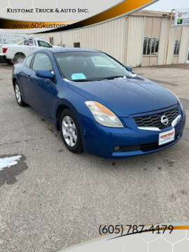 2009 Nissan Altima for sale at Kustomz Truck & Auto Inc. in Rapid City SD