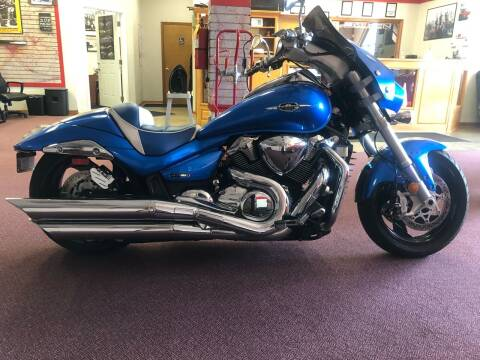 2012 Suzuki Boulevard  for sale at Mega Autosports in Chesapeake VA