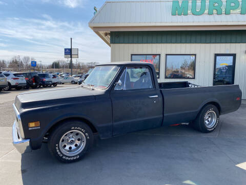 1972 Chevrolet C/K 10 Series for sale at Murphy Motors Next To New Minot in Minot ND