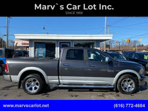 2014 RAM Ram Pickup 1500 for sale at Marv`s Car Lot Inc. in Zeeland MI