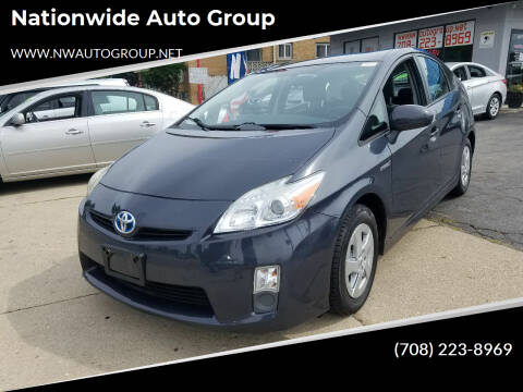 2010 Toyota Prius for sale at Nationwide Auto Group in Melrose Park IL