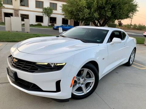 2020 Chevrolet Camaro for sale at Destination Motors in Temecula CA