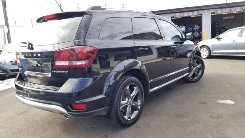 2015 Dodge Journey AWD Crossroad 4dr SUV - Denver CO