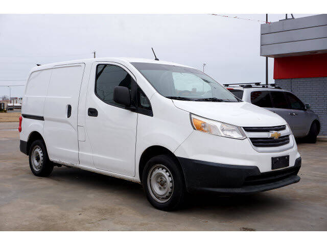 2015 Chevrolet City Express Cargo for sale at Sand Springs Auto Source in Sand Springs OK