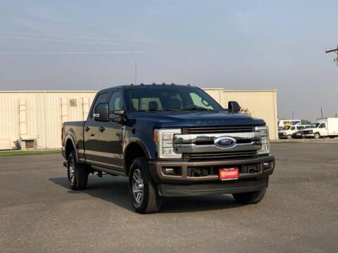 2017 Ford F-350 Super Duty for sale at Rocky Mountain Commercial Trucks in Casper WY
