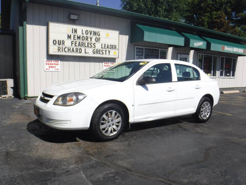 2009 Chevrolet Cobalt for sale at GRESTY AUTO SALES in Loves Park IL