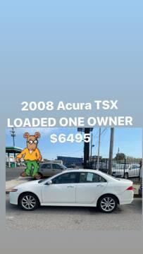 2008 Acura TSX for sale at Debo Bros Auto Sales in Philadelphia PA