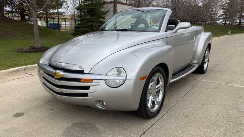 2004 Chevrolet SSR for sale at Western Star Auto Sales in Chicago IL