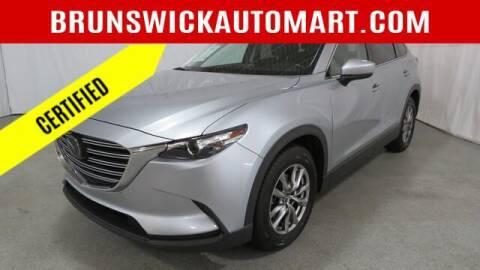 2018 Mazda CX-9 for sale at Brunswick Auto Mart in Brunswick OH