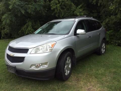 2011 Chevrolet Traverse for sale at Allen Motor Co in Dallas TX