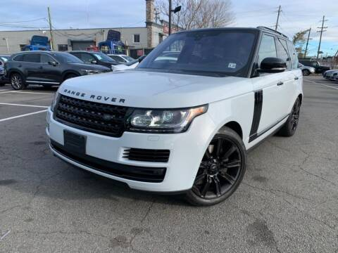 2017 Land Rover Range Rover for sale at EUROPEAN AUTO EXPO in Lodi NJ