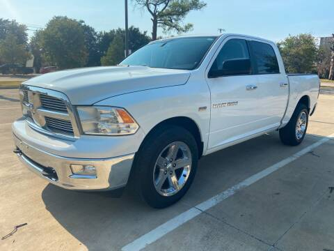 2012 RAM Ram Pickup 1500 for sale at Safe Trip Auto Sales in Dallas TX
