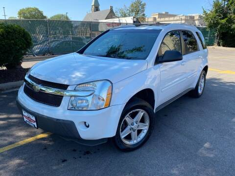 2005 Chevrolet Equinox for sale at Your Car Source in Kenosha WI