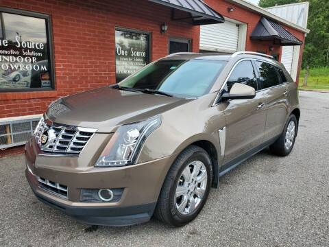 2014 Cadillac SRX for sale at One Source Automotive Solutions in Braselton GA