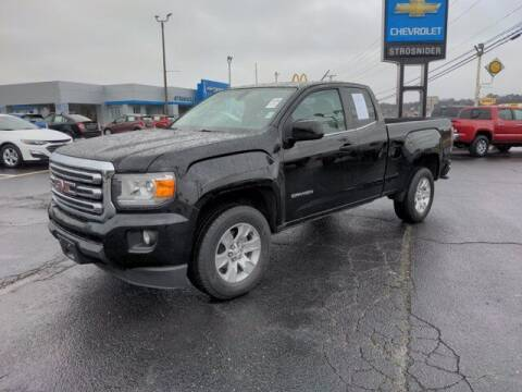2017 GMC Canyon for sale at Strosnider Chevrolet in Hopewell VA