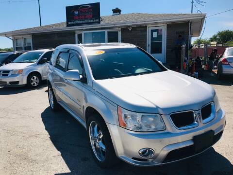 2008 Pontiac Torrent for sale at I57 Group Auto Sales in Country Club Hills IL