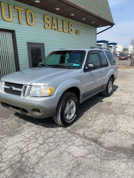 2001 Ford Explorer Sport for sale at Superior Auto Sales in Duncansville PA