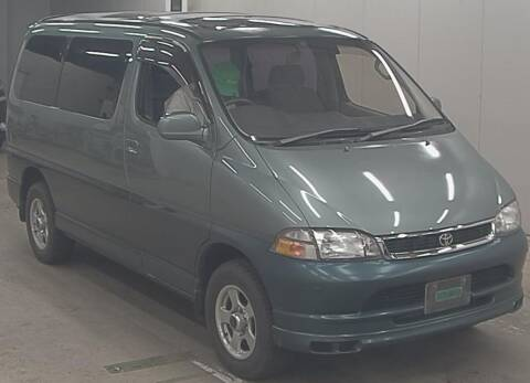 1995 Toyota Hiace /Granvia 4WD *INCOMING for sale at JDM Car & Motorcycle LLC in Seattle WA
