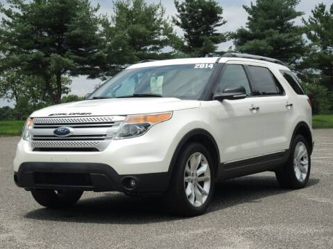 2014 Ford Explorer for sale at My Car Auto Sales in Lakewood NJ
