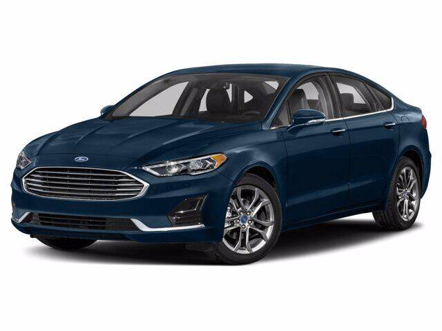 2020 Ford Fusion for sale at Legend Motors of Waterford in Waterford MI